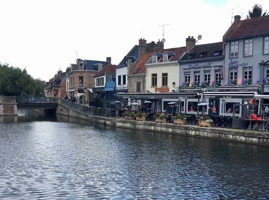 Amiens, Northern France