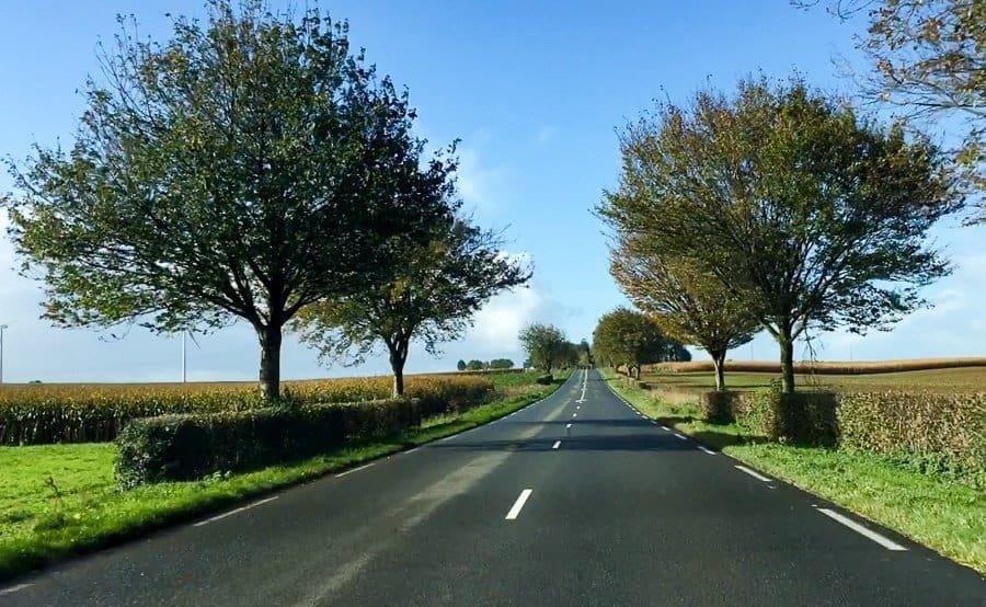 Road Trip, Northern France