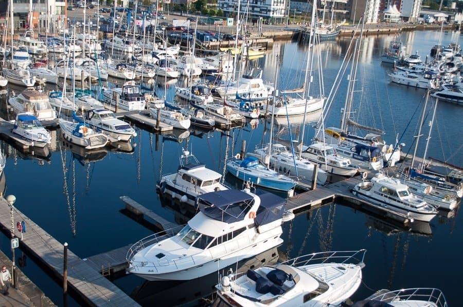 Neptune Marina Ipswich