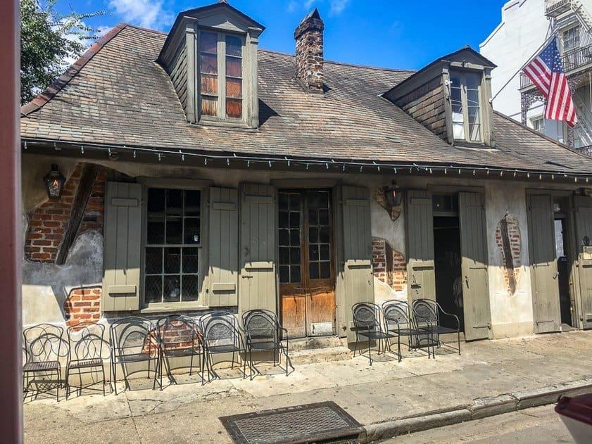 Olde Blacksmiths New Orleans