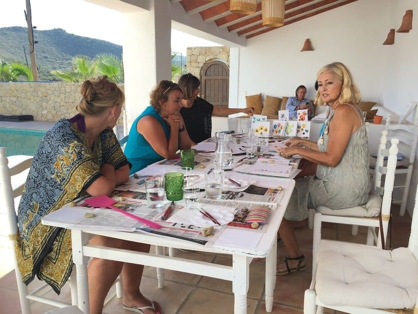 Craft Holiday Spain