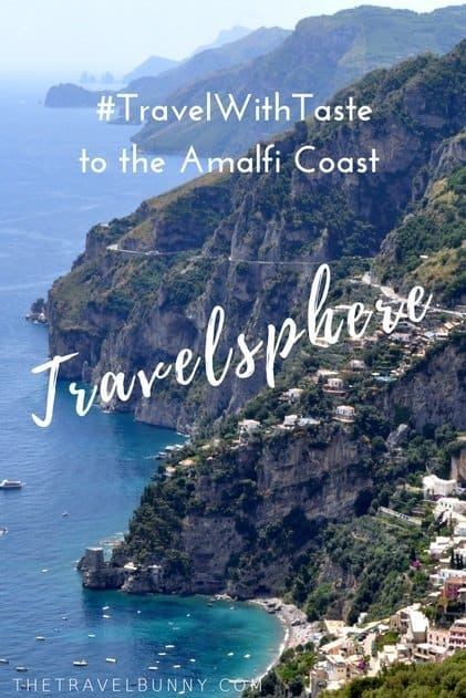 Learn how Travelsphere holidays will take you on an authentic, immersive journey to the Amalfi Coast that you'll always remember #travelwithtaste #travel #foodtravel