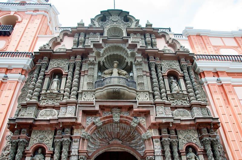 Basilica of Nuestra Señora de la Merced, Lima