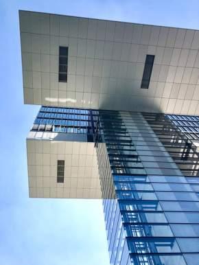 The Crane Buildings, Cologne