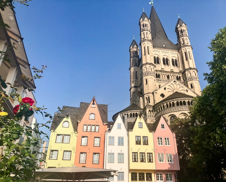 Old Town, Cologne, Germany