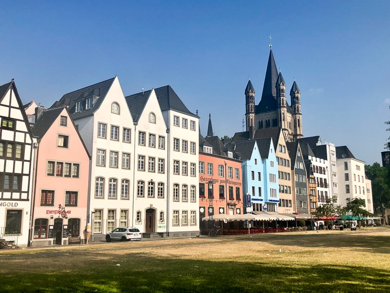 Old Town, Cologne