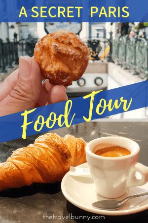 Secret Paris Food Tour