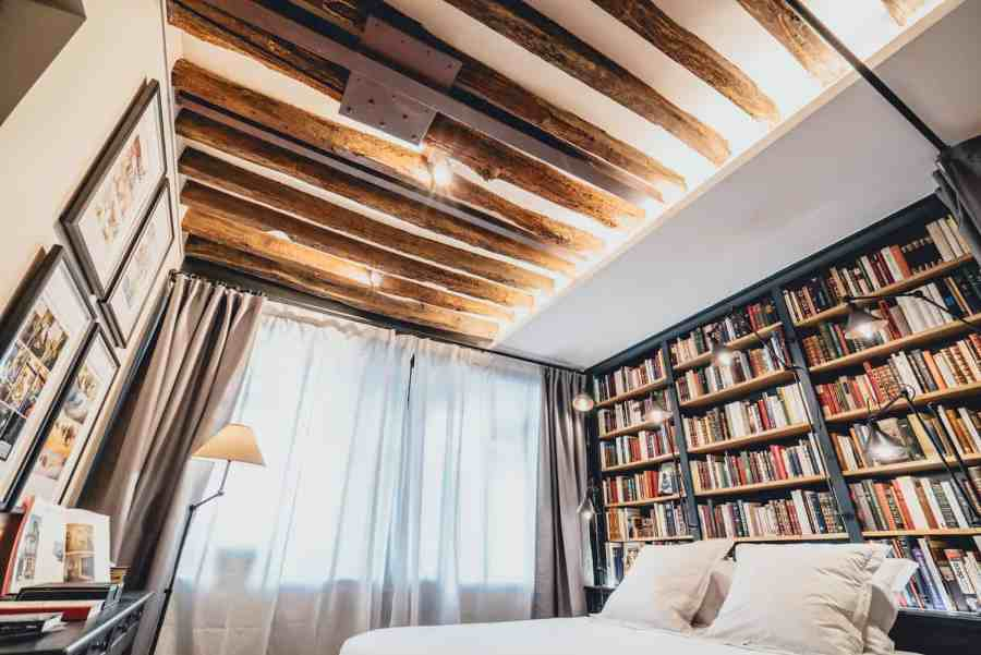 A Book Lover's Stay at Paris Boutik La Librairie