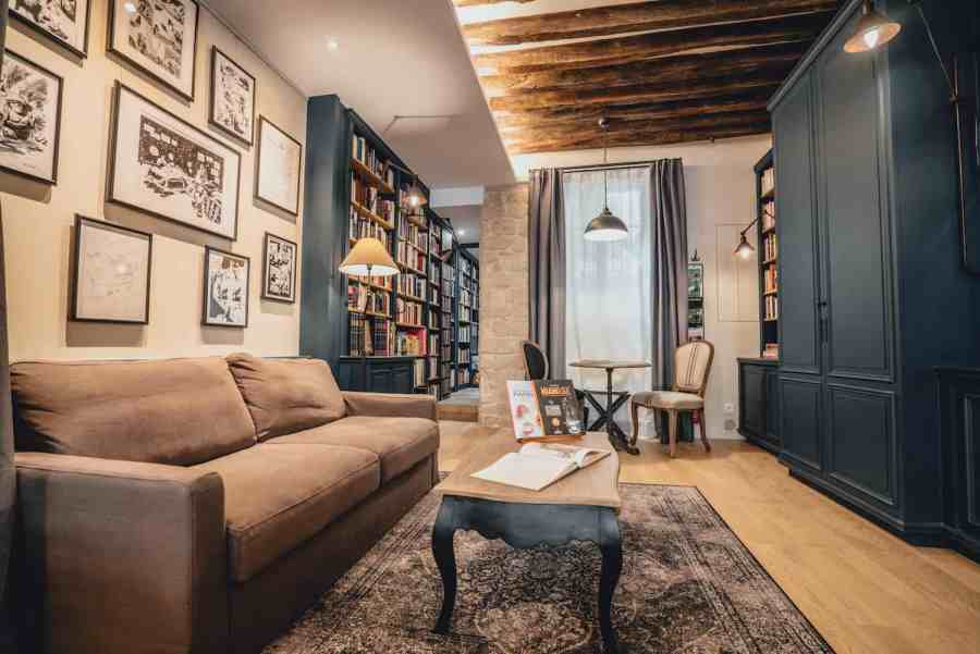Paris Boutik Suite La Librairie