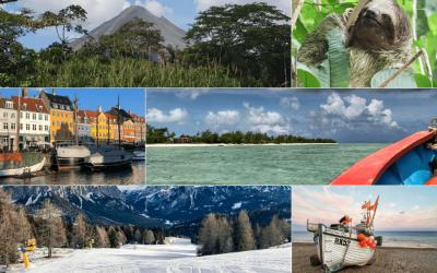 Travelbunny Highlights – 2018