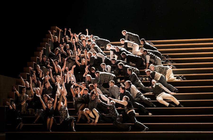 Barrie Kosky's Carmen at the Royal Opera House, London
