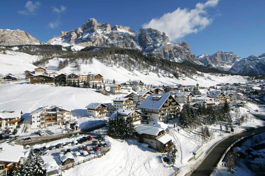 San Cassiano, Dolomites