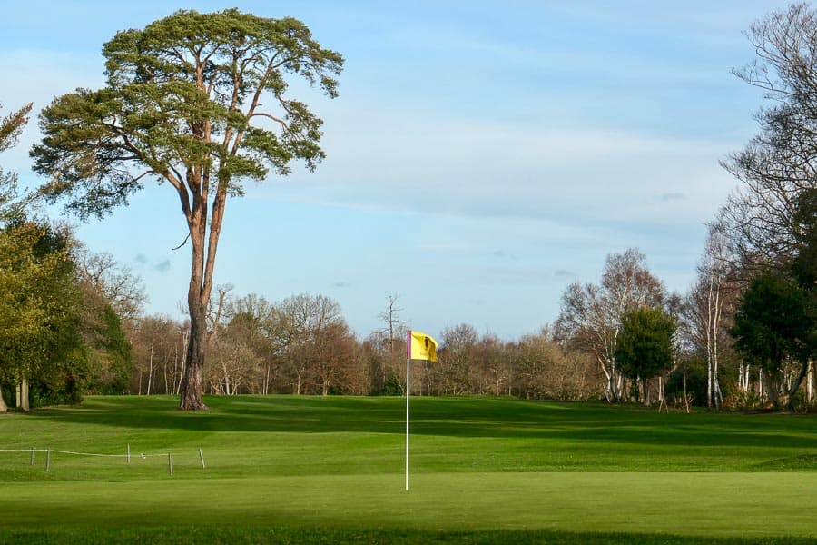Foxhills Golf Course