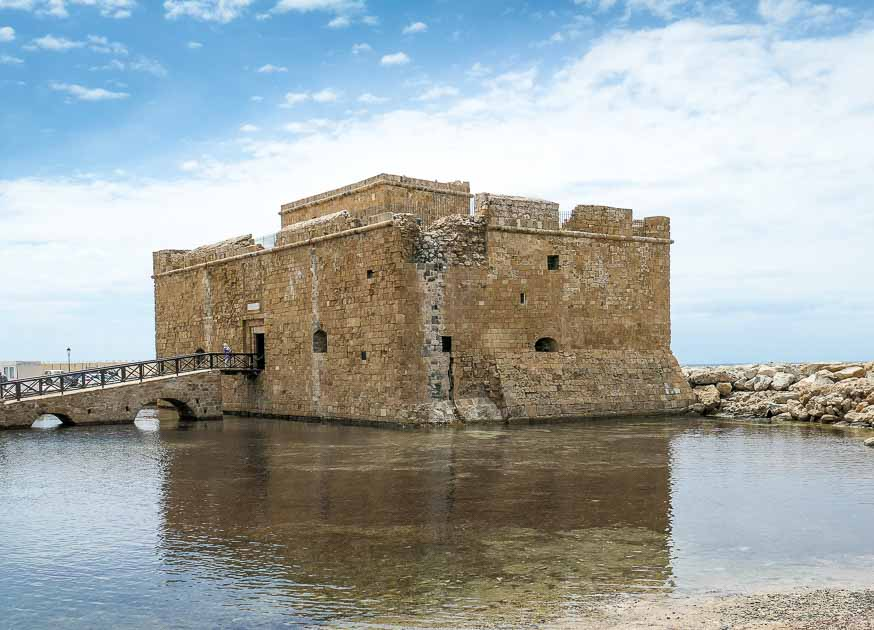 The Fort, Paphos, Cyprus