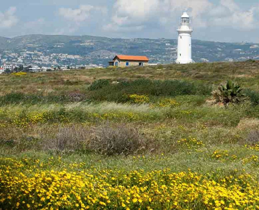 The Lighthouse in Paphos, Cyprus