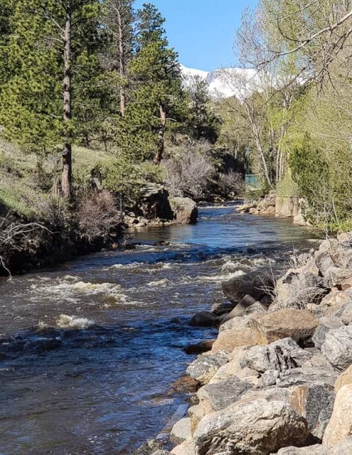 Falls River, Estes Park