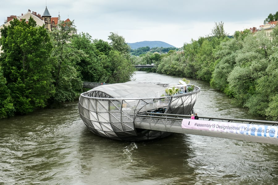 What to do in Graz, Austria – culture, quirk and design
