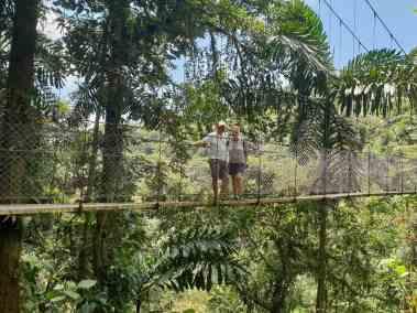 A Costa Rica adventure and a road trip