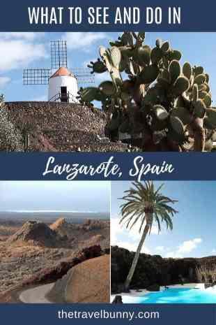 Things to do on Lanzarote