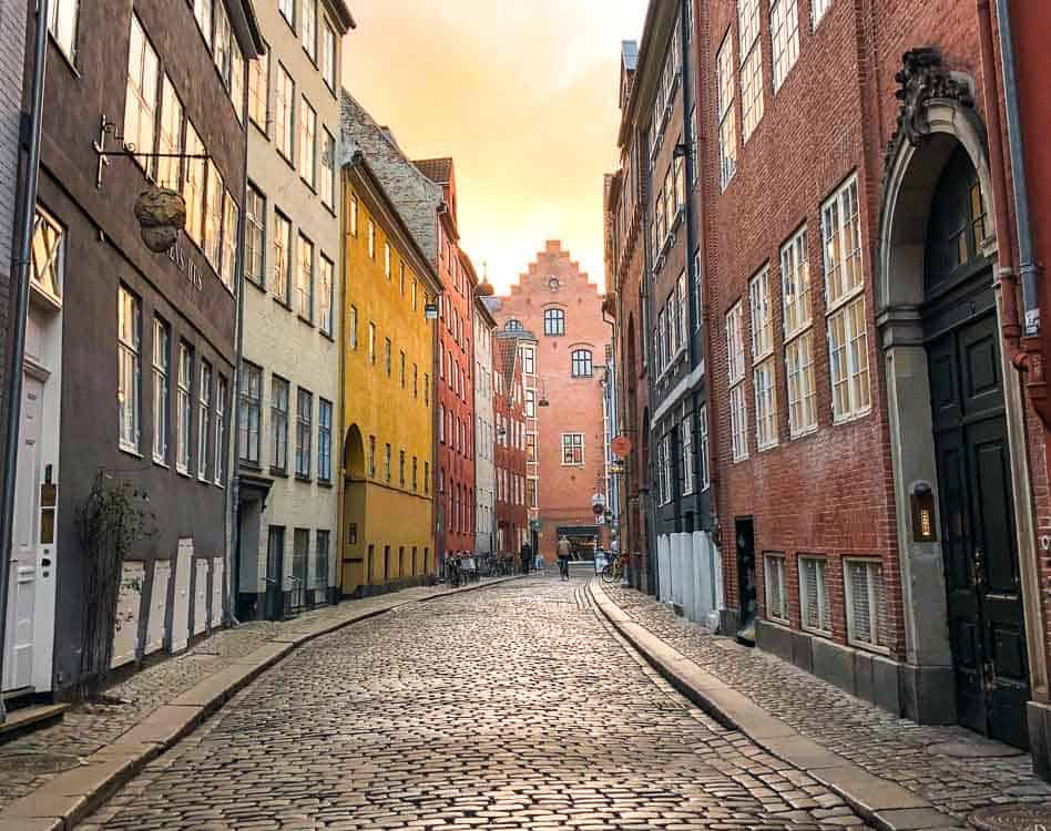 Magstræde, Copenhagen, Denmark