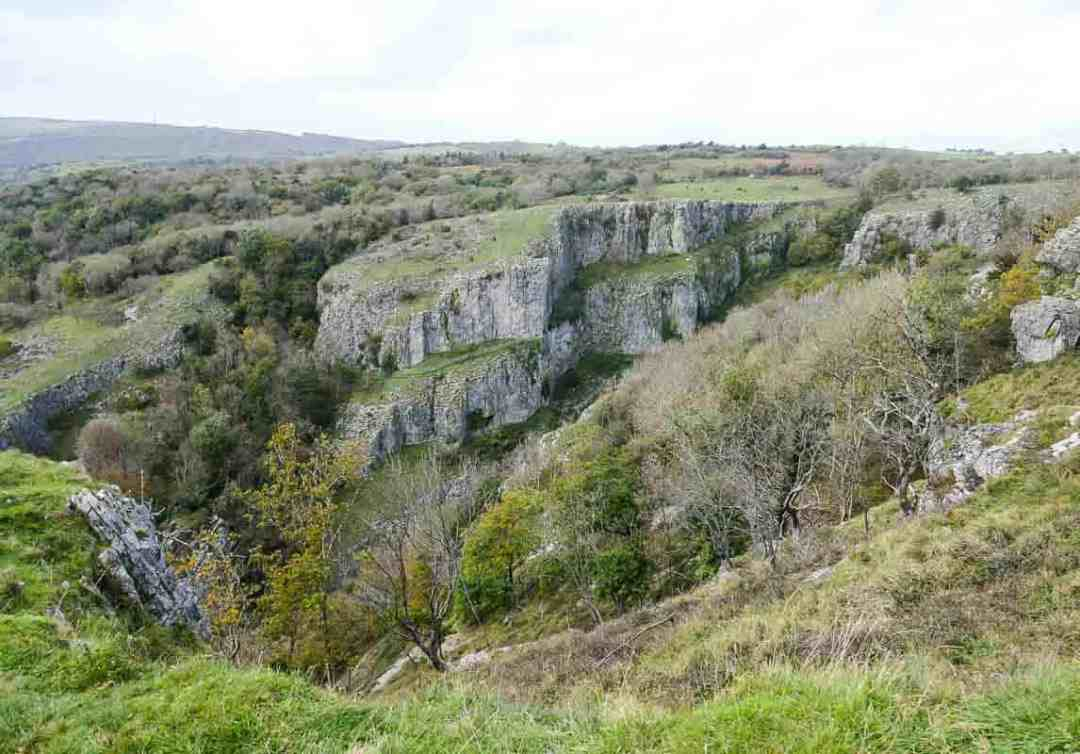 Cheddar Gorge, Somerset