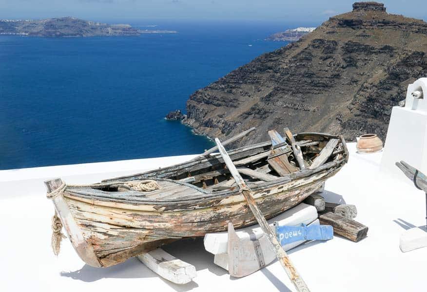 Guide to Santorini, Greece