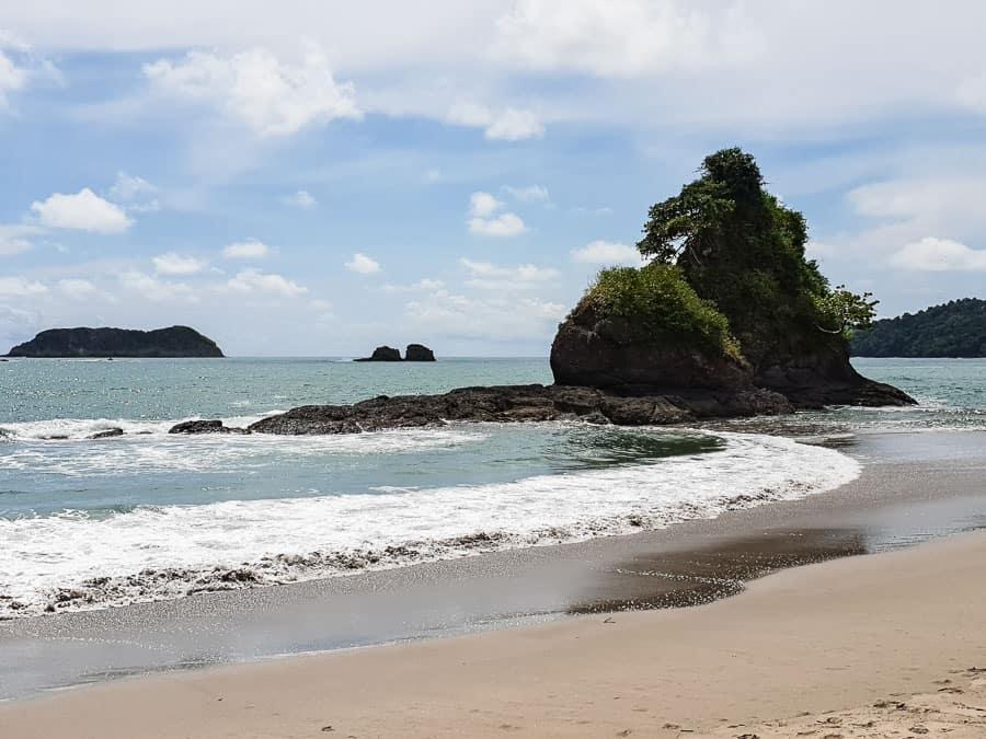 Playa Espadilla Sur Beach, Manuel Antonio, Costa Rica