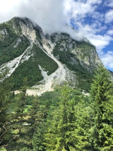 Views riding Semmering railway