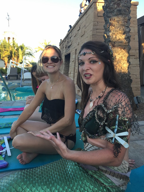 Transform into a Mythical Mermaid at The Fairmont Scottsdale