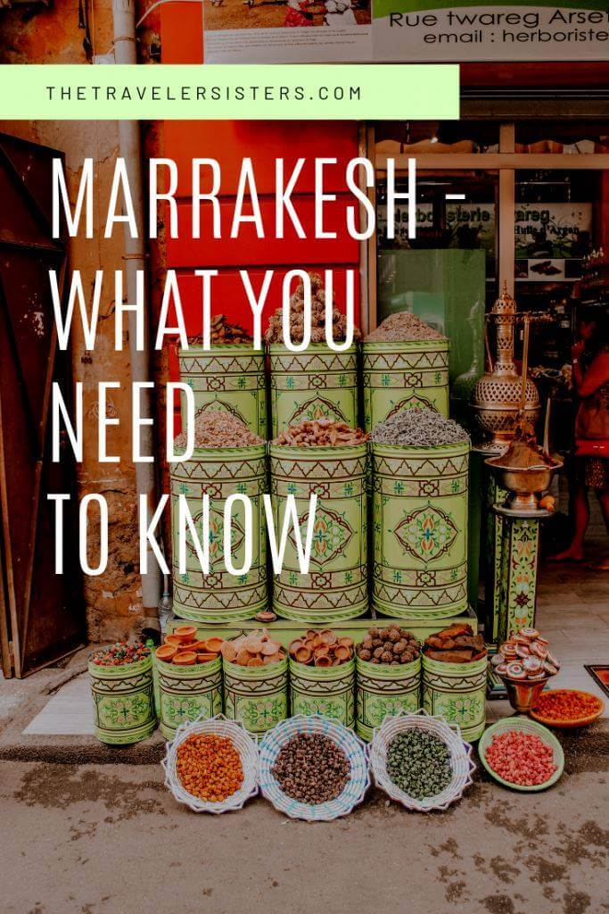 Marrakesh – Tips to Have the Best Experience