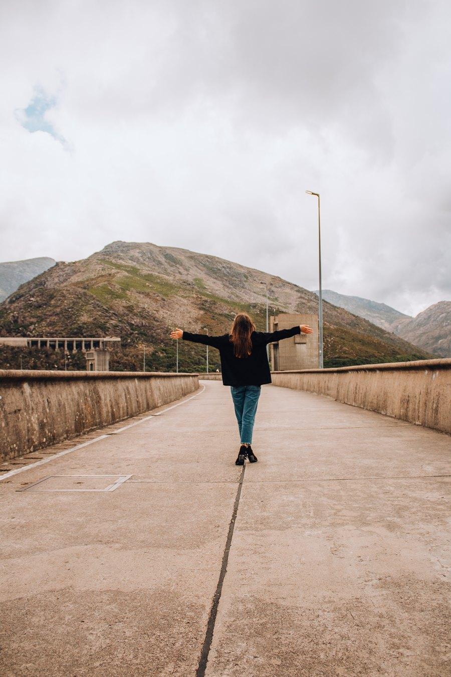 barragem vilarinho das furnas gerês