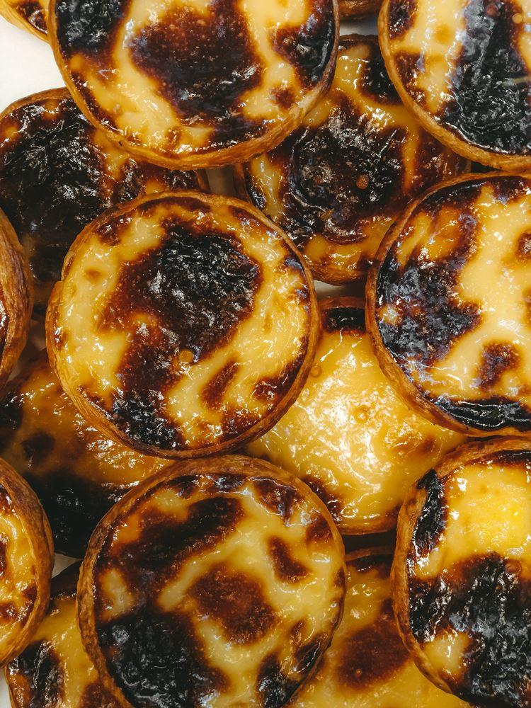pastéis de nata manteigaria porto