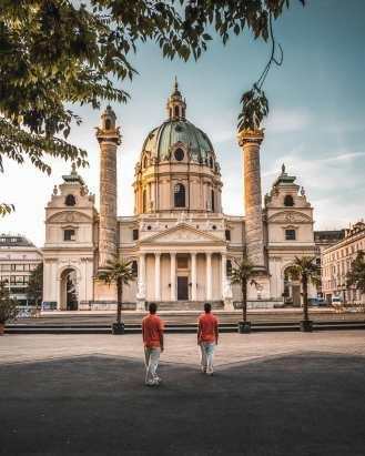 Karlskirche-of-Vienna