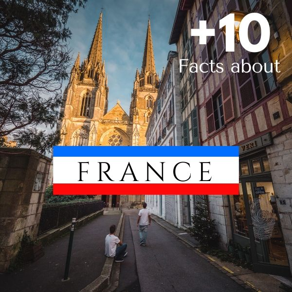 What-is-France-known-for