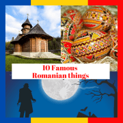 🧛 What is Romania famous for | 🥚 10+ Facts about Romania