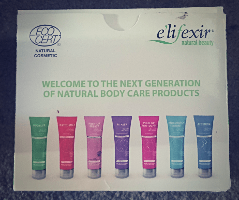 E'lifexir Natural Beauty Range