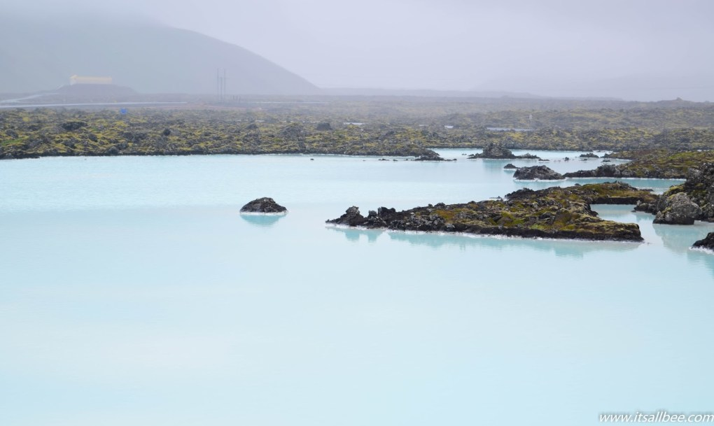Bucket list day trips from Reykjavik - the Blue Lagoon