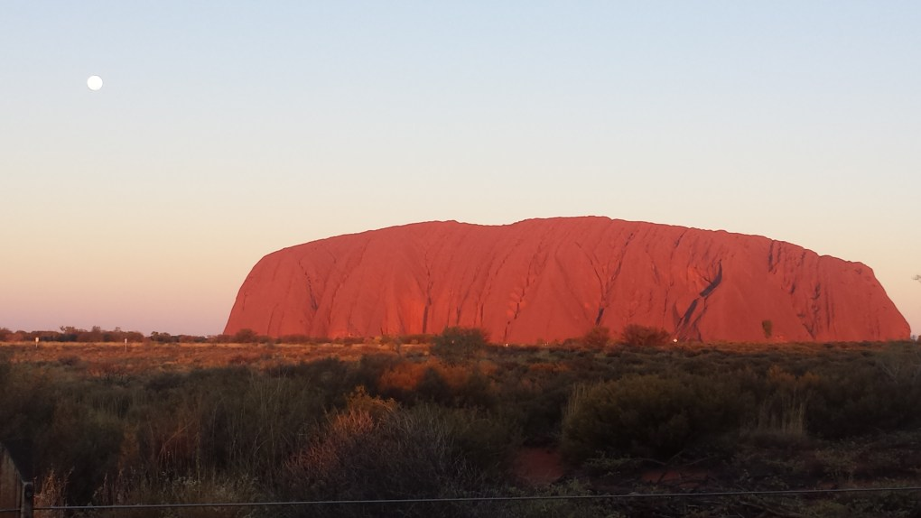 Ayers rock, Uluru, 5 days in Australia's Red Centre