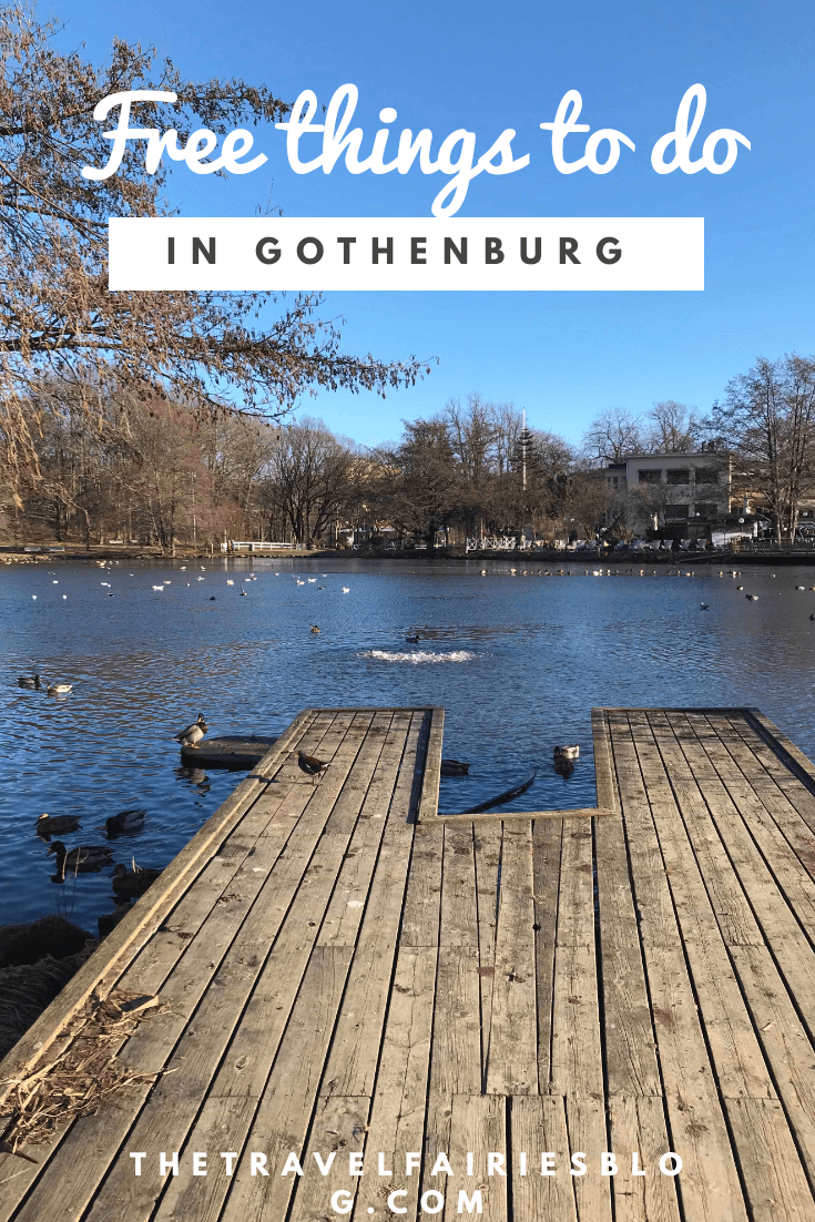 Free things to do in Gothenburg Sweden. Visit Sweden on a budget. Visit Sweden for cheap. Things to do and things to see in Gothenburg, Sweden. Places to visit in Sweden. #budgettravel #europetravel #swedentravel