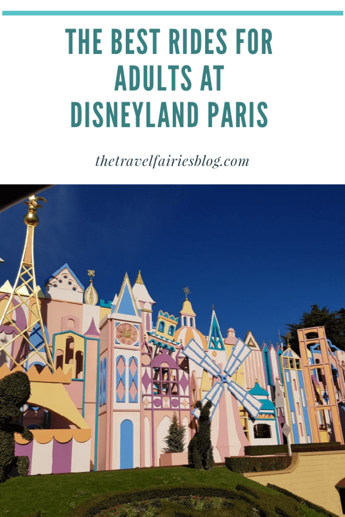 12 of the best Disneyland Paris rides for adults. Fast, thrill rides. Awesome Adventure roller Coasters #Disney #DisneylandParis #DisneylandParisrides #disneytravel #travel