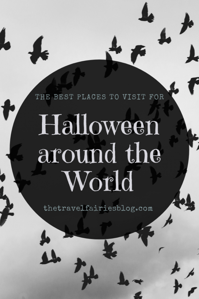The best places to visit for Halloween this October | Scariest cities, towns and buildings around the world to visit this Autumn | Best Halloween destination ideas this fall | Things to do and places to go at Halloween | Haunted houses, creepy cities and Halloween travel around the world #HalloweenTowns #Halloween #FallDestinations #FallTravel #DarkTourism