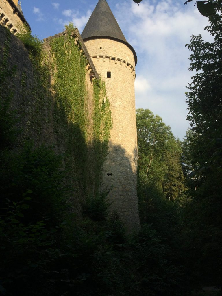 Countries in need: A fairy tale castle in Luxembourg