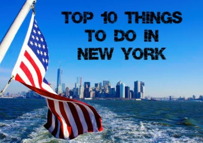 Top 10 things to do in New York | The Travel Hack Travel Blog