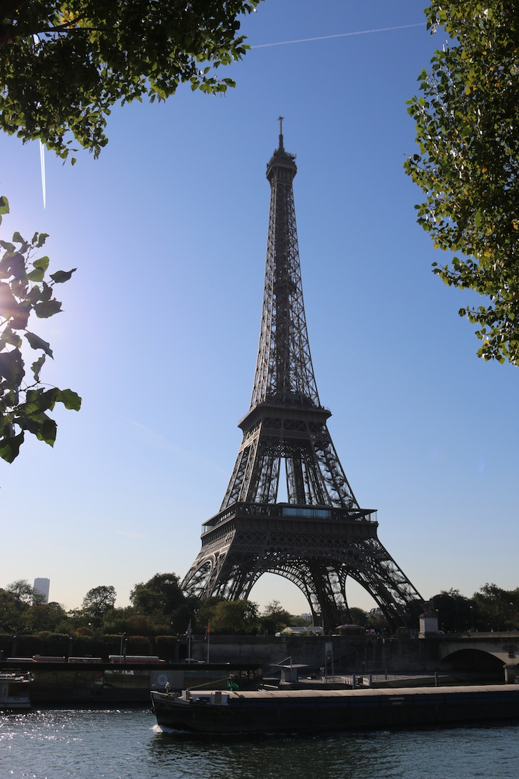 Eiffel Tower | The Travel Hack