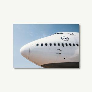 Lufthansa Boeing 747 Poster