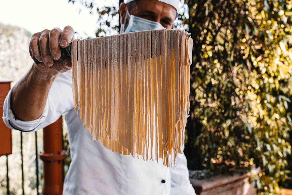 Cooking Class Renaissacne Tuscany mit dem Chefkoch