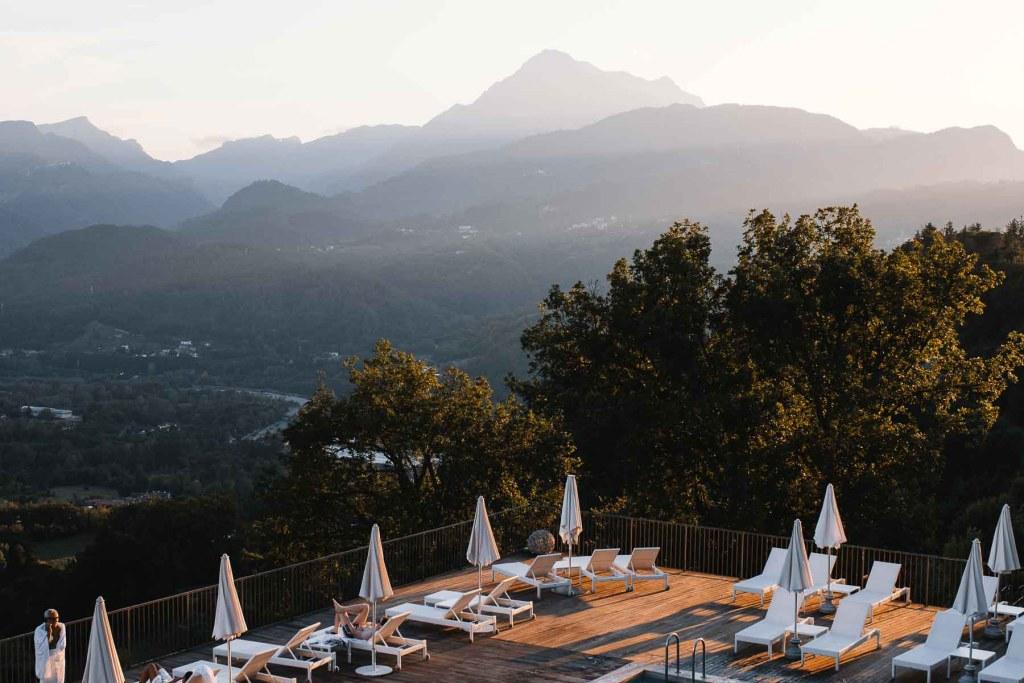 Hotel mit Pool für die Familie in der Toskana