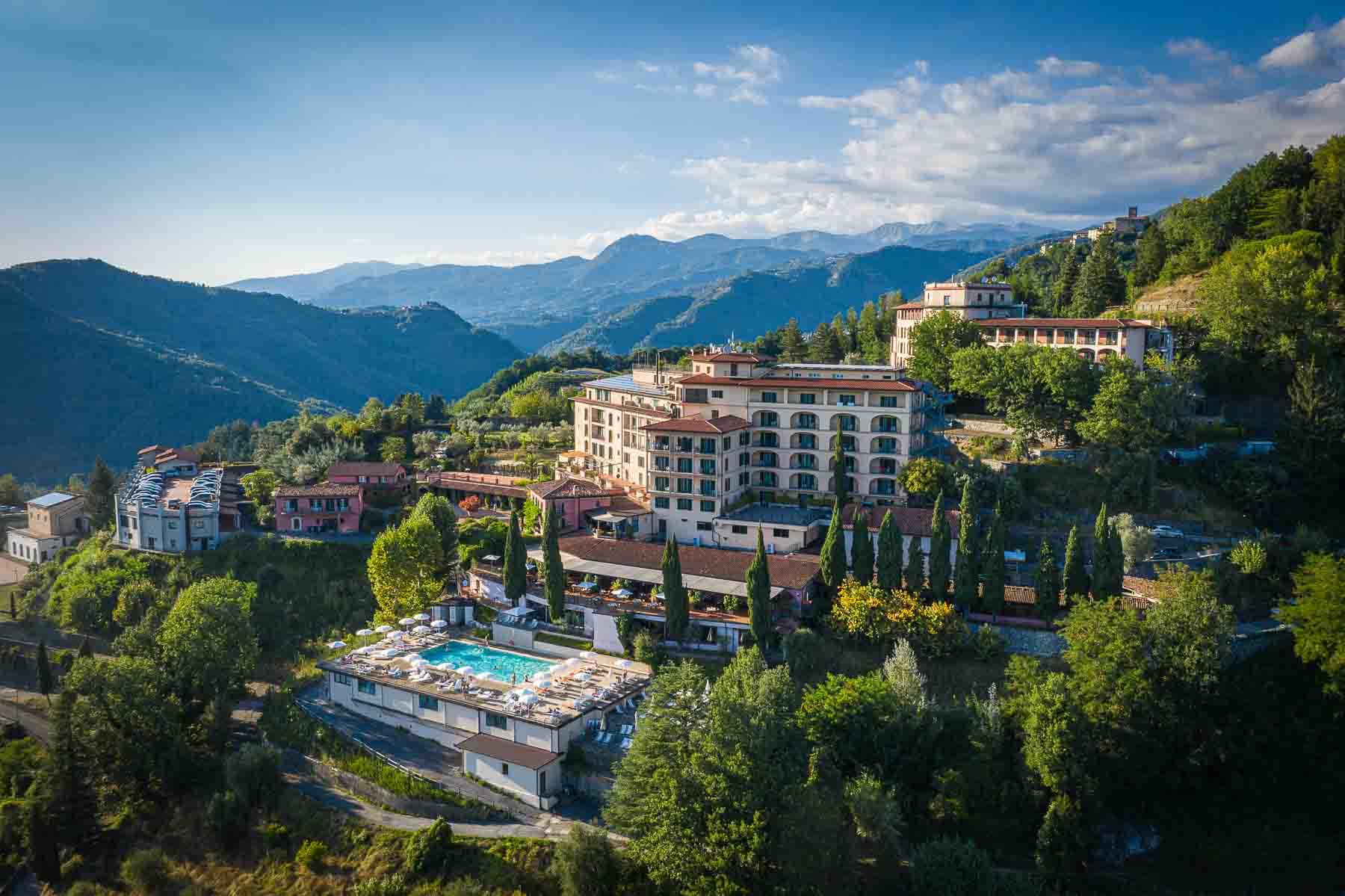 Luxus Familien Urlaub Toskana Renaissance Resort Lucca