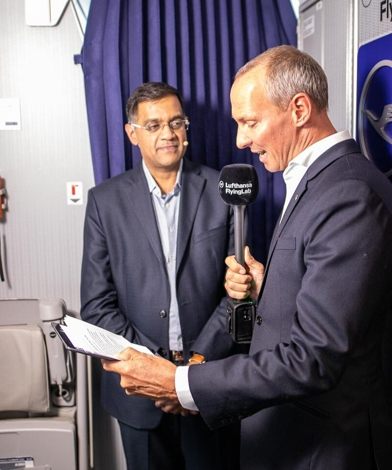 Lufthansa FlyingLab Blog Feature Image