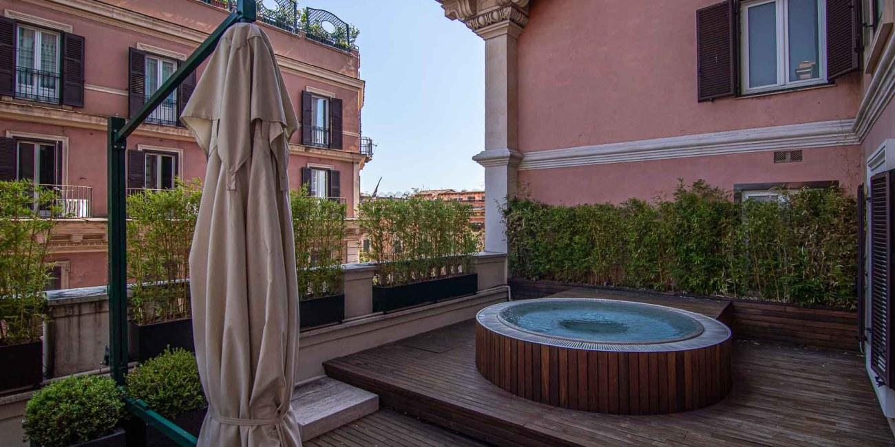 Hotel Tipp Rom Spa Wellness Jaquzzi Hotel Rom